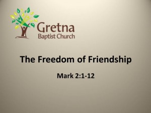 freedom of friendship