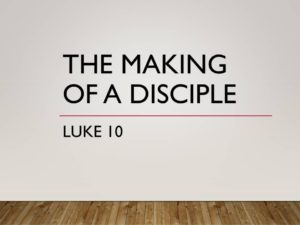 the-making-of-a-disciple